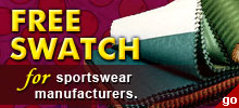 Free Swatch for sportswear manufacturers